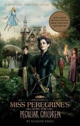 Miss Peregrine's Home for Peculiar Children - фото обкладинки книги