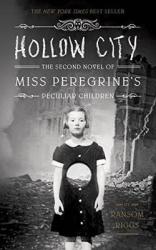 Miss Peregrine's Home for Peculiar Children. Hollow City. Second Novel - фото обкладинки книги