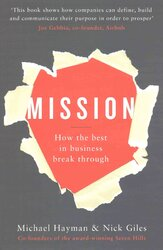 Mission : How the Best in Business Break Through - фото обкладинки книги