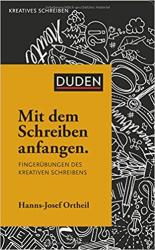 Mit dem Schreiben anfangen - фото обкладинки книги