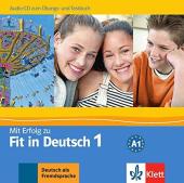 Mit Erfolg zu Fit in Deutsch. 1 bungs- und Testbuch. A1 mit Audio-CD - фото обкладинки книги