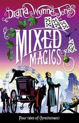 Mixed Magics - фото обкладинки книги