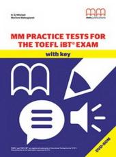 MM Practice Tests for the TOEFL IBT Exam - фото обкладинки книги