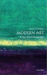 Modern Art: A Very Short Introduction - фото обкладинки книги