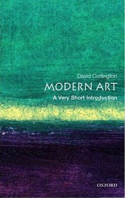 Modern Art: A Very Short Introduction - фото книги