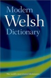 Modern Welsh Dictionary : A guide to the living language - фото обкладинки книги