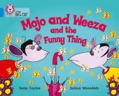 Mojo and Weeza and the Funny Thing - фото обкладинки книги