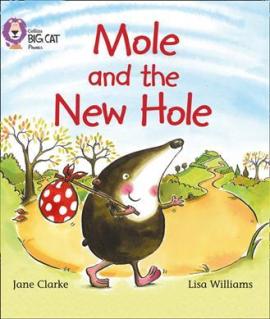 Книга Mole and the New Hole