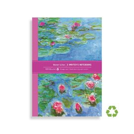 Monet Waterlilies Eco Writer's Notebook - фото книги