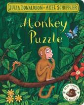 Monkey Puzzle - фото обкладинки книги