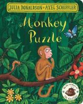 Книга Monkey Puzzle