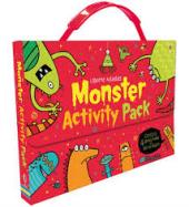 Monster. Activity Pack - фото обкладинки книги