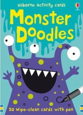 Книга Monster Doodles