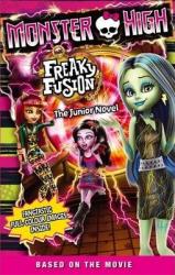 Monster High: Freaky Fusion - фото обкладинки книги