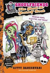 Monster High: Ghoulfriends the Ghoul-it-Yourself Book - фото обкладинки книги