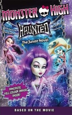 Monster High: Haunted - фото книги