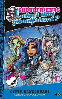 Monster High: Who's That Ghoulfriend? - фото книги