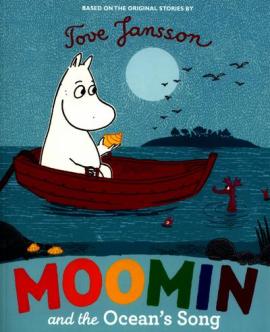 Книга Moomin and the Ocean's Song