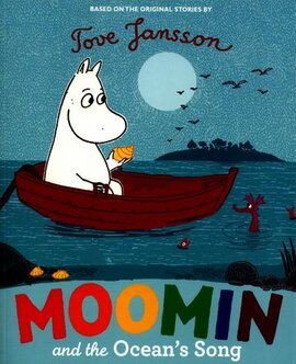 Moomin and the Ocean's Song - фото книги