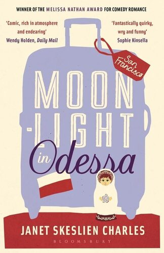Книга Moonlight in Odessa