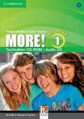 "More! (2nd Edition) Level 1 Testbuilder CD-ROM/Audio CD"" - фото обкладинки книги"
