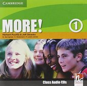 More! Level 1 Class Audio Cds - фото обкладинки книги