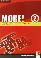 More! Level 2 Extra Practice Book - фото обкладинки книги