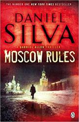 Moscow Rules - фото обкладинки книги