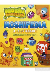 Moshi Monsters: Moshipedia - фото обкладинки книги