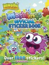 Книга Moshi Monsters Official Moshlings Sticker Book