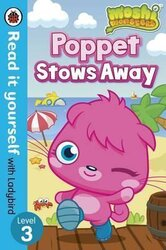 Moshi Monsters: Poppet Stows Away - Read it yourself with Ladybird : Level 3 - фото обкладинки книги
