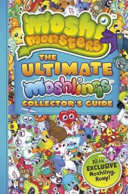 Moshi Monsters: The Ultimate Moshlings Collector's Guide - фото книги