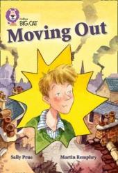 Moving Out - фото обкладинки книги