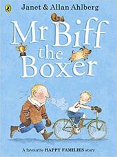 Mr Biff the Boxer - фото обкладинки книги