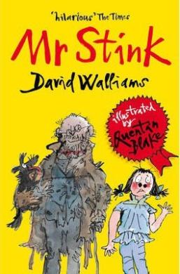 Mr Stink - фото книги