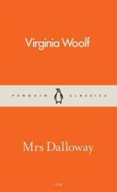 Mrs Dalloway - фото книги