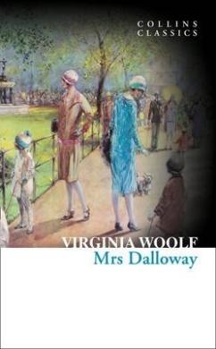 Mrs Dalloway (Collins classic) - фото книги