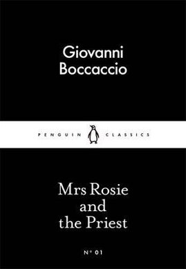 Mrs Rosie and the Priest - фото книги