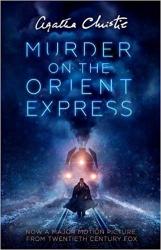 Murder on the Orient Express - фото обкладинки книги
