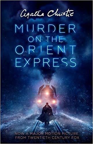 Книга Murder on the Orient Express