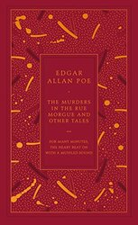 Murders in the Rue Morgue - фото обкладинки книги
