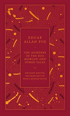Книга Murders in the Rue Morgue