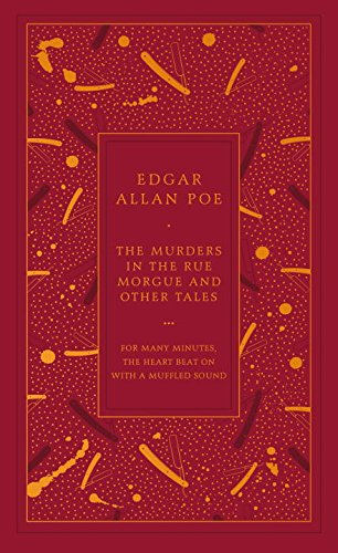 Книга Murders in the Rue Morgue