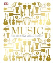 Music: The Definitive Visual History - фото обкладинки книги