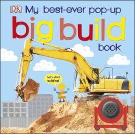 Книга My Best Ever Pop-Up Big Build Book