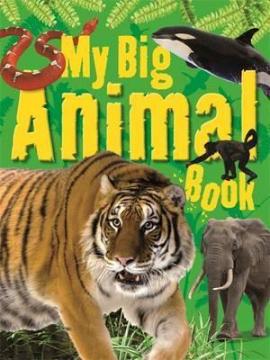 Книга My Big Animal Book
