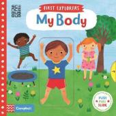 My Body - фото обкладинки книги