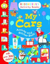 My Cars Activity and Sticker Book - фото обкладинки книги