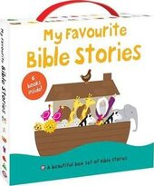 My Favourite Bible Stories: My Favourite Stories - фото обкладинки книги