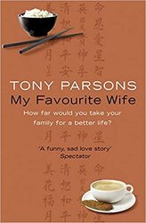 My Favourite Wife - фото обкладинки книги